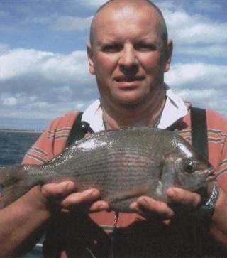 Fishing Around Kilmore Quay